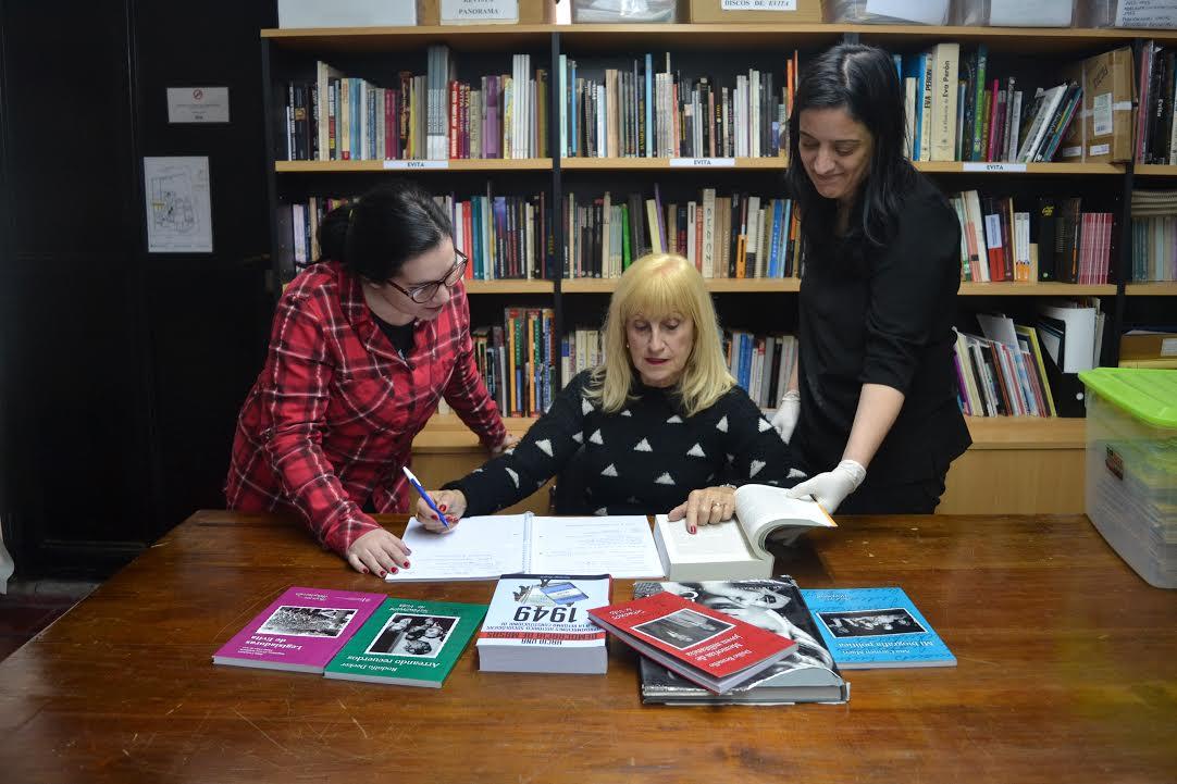 Comienzan los preparativos para la Feria del Libro de Temática Peronista
