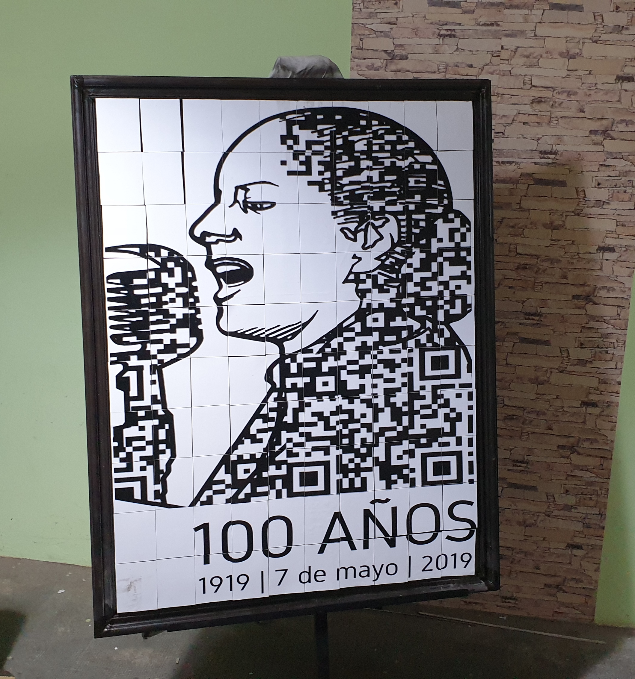100 Piezas para Eva