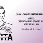 Read more about the article Mujeres: Reivindicaciones de ayer y hoy.