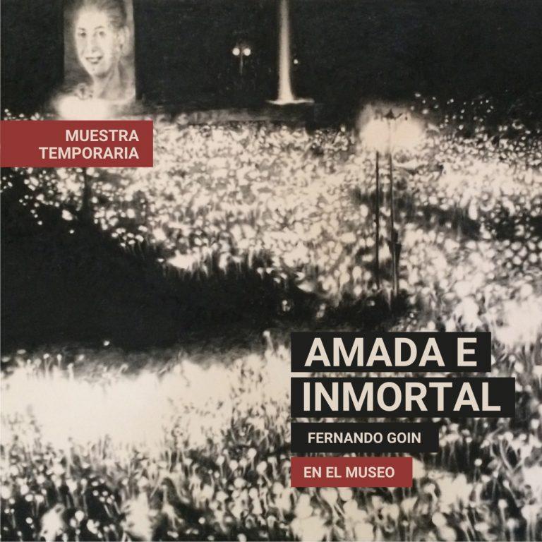 AMADA E INMORTAL