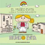 12 Edición. El Museo Evita Llega a tu Casa
