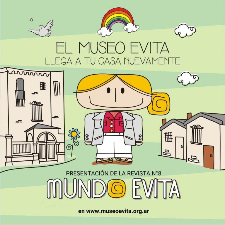 Octava edición. El Museo Evita Llega a tu Casa